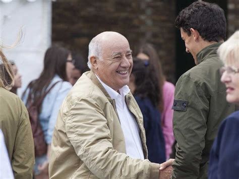 amacio ortega who is amancio ortega richest in the world
