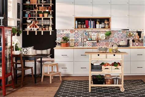 3 Inspiring Kitchens by 3 Inspiring Tips To Create Cozy Bohemian Kitchen Style