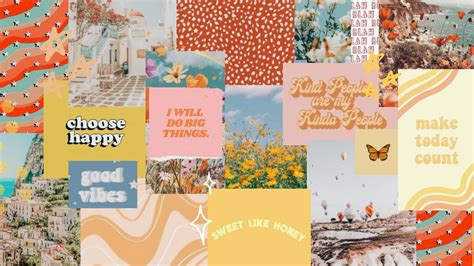 desktop background aesthetic collage fondos de