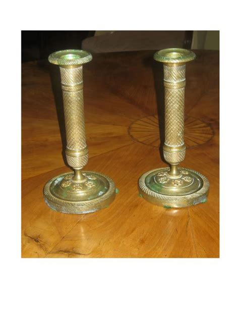 candlestick ls for sale bronze candlesticks for sale antiques com classifieds