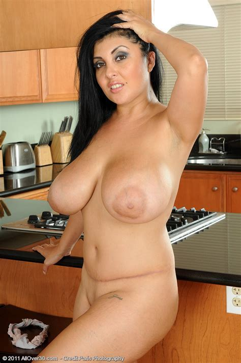 Busty And Exotic Milf Jaylene Spreads Her Ass Pichunter
