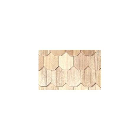 tapered wood shingles dollhouse roofing shingles