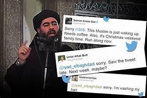 Muslim Twitter responses to Isis leader Abu Bakr al ...