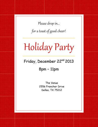 employee holiday luncheon invitation template 60 free invitation templates hloom