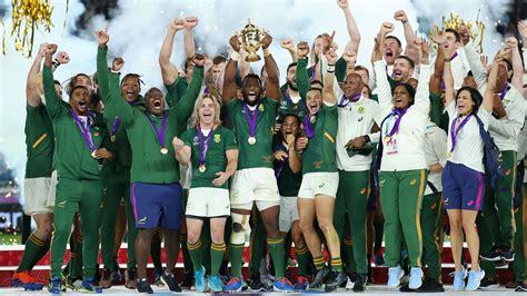 rugby world cup final relentless south africa beat england  win rugby world cup eurosport