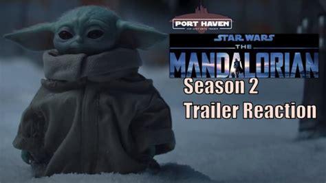 The Mandalorian Season 2 Trailer Reaction – Port Haven