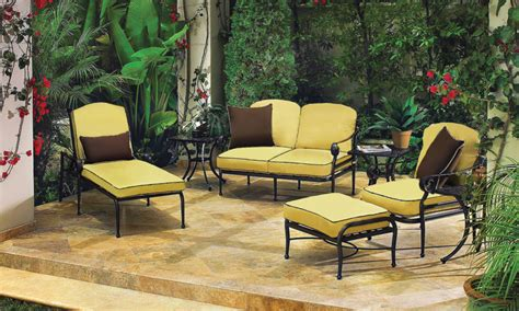 three gorgeous outdoor furniture collections to mix and