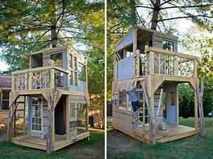 Kinderspielplatz Selber Bauen : baumhaus bauen schaffen sie einen ort zum spielen f r ihre kinder ~ Buech-reservation.com Haus und Dekorationen