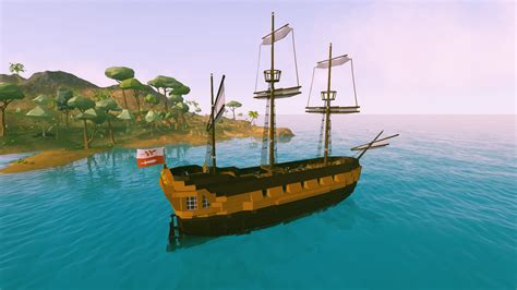 Small Boat Ylands by Ship Stuff By Zarwil Community Creations Ylands