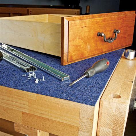 rockler rubber bench mat review