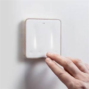 Lichtschalter Mit Dimmer : moodnode ein smarter wlan lichtschalter ~ Markanthonyermac.com Haus und Dekorationen