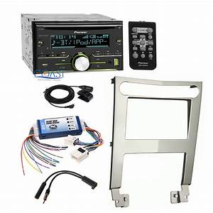 Pioneer Car Stereo Dash Kit Bose Wire Harness Interface