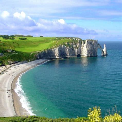 Etretat  Normandy Tourism, France