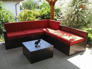 Salon De Jardin Terrasse : salon de jardin terrasse ~ Teatrodelosmanantiales.com Idées de Décoration