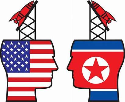 Clipart Korea North War Korean Missile Nuclear