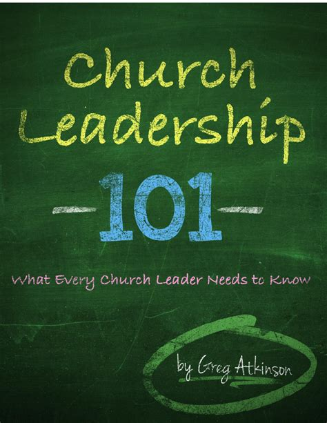 church leadership   greg atkinson issuu