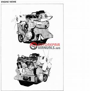 Auto Repair Manuals  Toyota 4y Engine Repair Manual