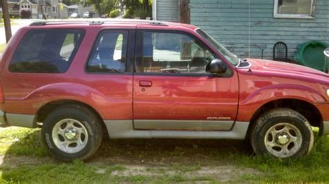 sell   ford explorer sport  parts truck