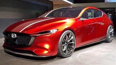 Quick Look Mazda Kai Concept  2018 Mazda 3? Youtube
