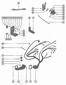 Wiring Harness And Starter Solenoid For Mercruiser 888 2