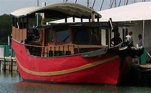 1906 Chinese Junk Motor Yacht Boats Yachts For Sale