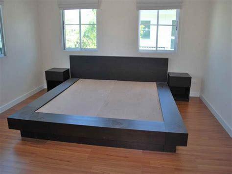 bed designs plans diy platform bed frame diy platform bed plans the