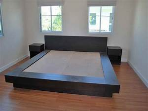 Woodworking Plans Project: King size bed woodworking plans