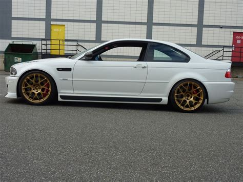 2006 Bmw E46 M3 Smg Competition Package