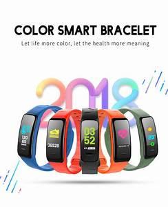 Smart Bracelet Fitness Tracker Manual