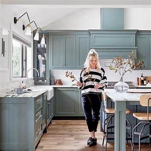This Green Hue Will Be A Hot Kitchen Color Trend In 2019