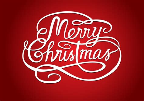 merry christmas logo download free vector art stock graphics images