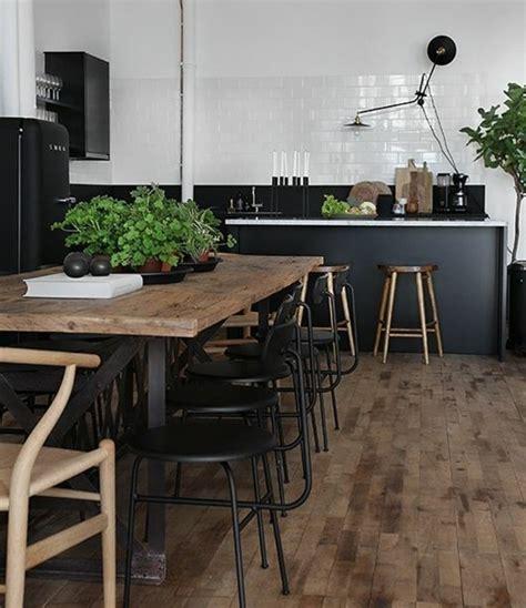 cuisine en bois brut meubles de cuisine en bois brut a peindre cuisine gris et