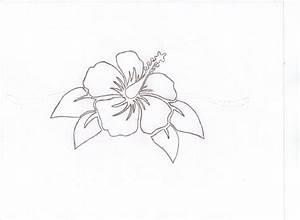 Hawaiian Flower by SwagGirl11 on DeviantArt