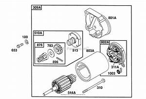 Briggs And Stratton Starter Wiring Diagram