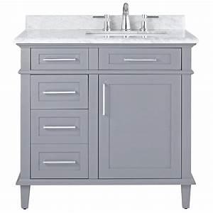 Home Decorators Collection Sonoma 36 in W x 22 in D Bath