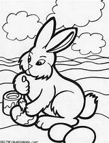 Coloring Easter Anteater Egg Painting Eggs Sheets Printable Bunny Popular Giant Library Clipart sketch template