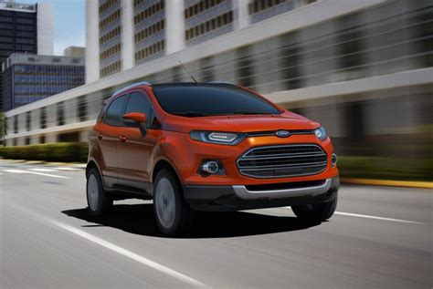 2018 Ford® Ecosport Compact Suv