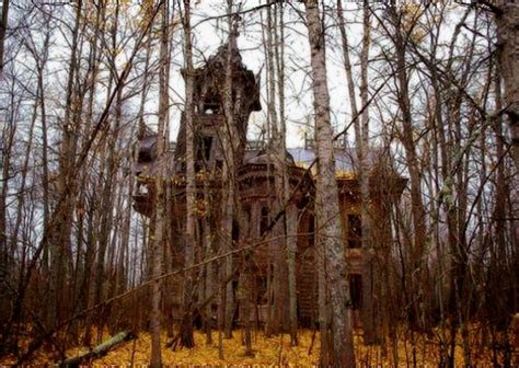 haunted woodsvillage day audio atmosphere
