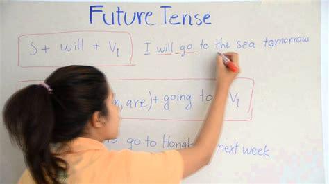 เรียนภาษาองกฤษ Future Tense Verthai Youtube