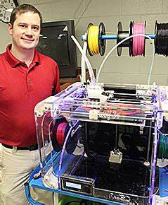 School Board gets demonstration of 3D printer - Albion ...