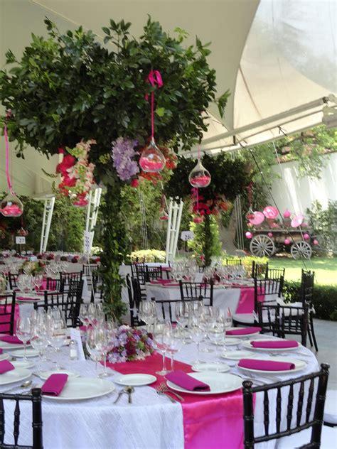 decoracion de bodas en el inicio de la primavera
