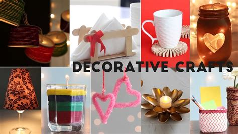 home decorative craft ideas unbelievably helpful diy