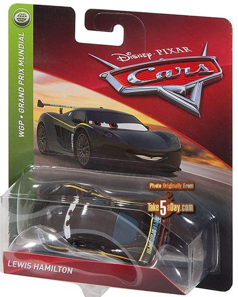 mattel disney pixar cars singles card preview day
