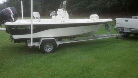 Nautic Star Boats For Sale Nc by 2008 Nautic Star 1910 Fishing Boat For Sale In W Jefferson Nc