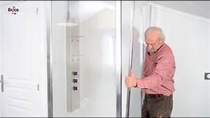Bricolage Avec Robert : poser une paroi de douche tuto bricolage avec robert ~ Nature-et-papiers.com Idées de Décoration