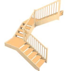 Výpočet schodiště s podestou