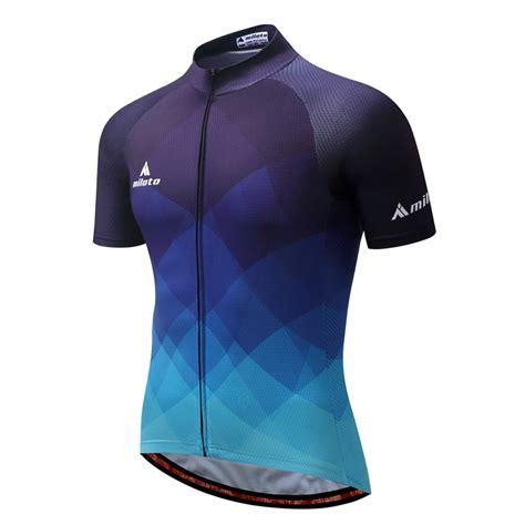 Miloto 2018 Cycling Jersey Tops Summer Racing Cycling