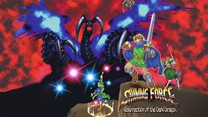 Shining Force Dragon Dark Resurrection Wallpapers Desktop