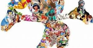 Disney Mickey Mouse all disney characters together | all ...