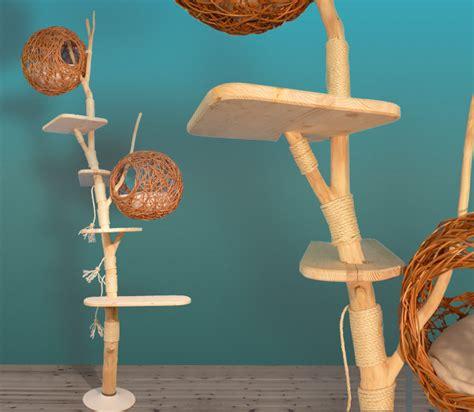 kratzbaum echter baum kratzbaum baumstamm kaufen wohn design